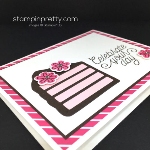 Stampin Up Wish Big Framelits Dies Birthday Cards Idea - Mary Fish Stampin Pretty