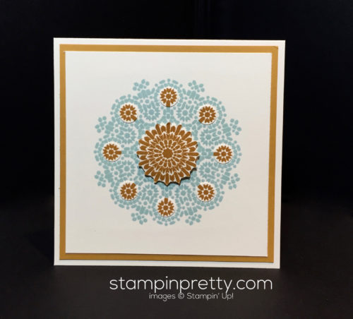 Moroccan Nights Stampin Up - Mary Fish StampinUp