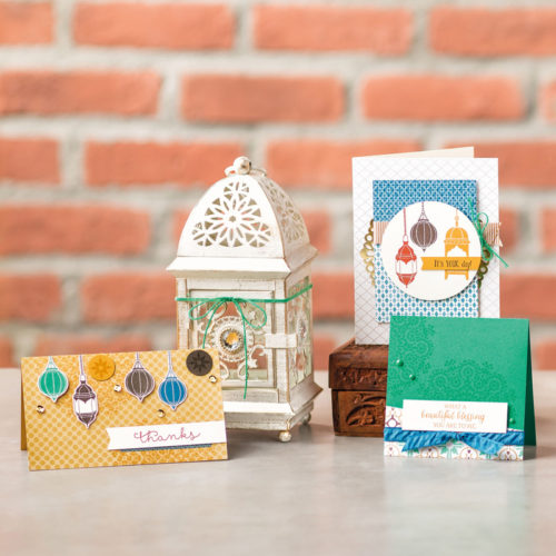 Moroccan Nights Stampin Up