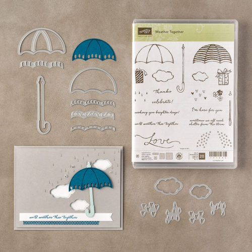 StampinUp Weather Together Bundle