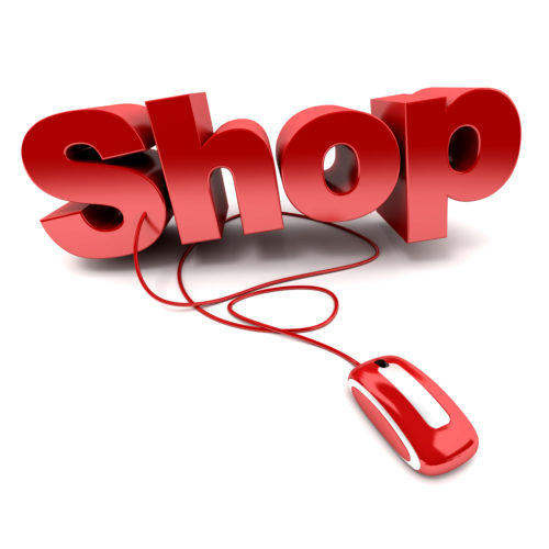shop and mouse red