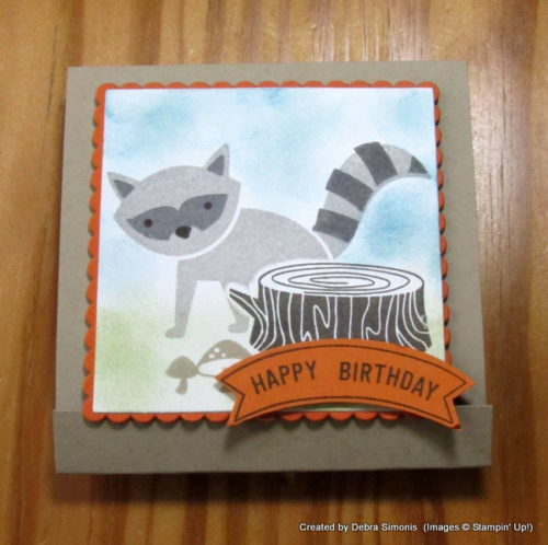 Pals Paper Crafting Card Ideas Debra Simonis Mary Fish Stampin Pretty StampinUp
