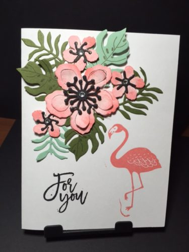 Pals Paper Crafting Card Ideas Frances Hum Mary Fish Stampin Pretty StampinUp
