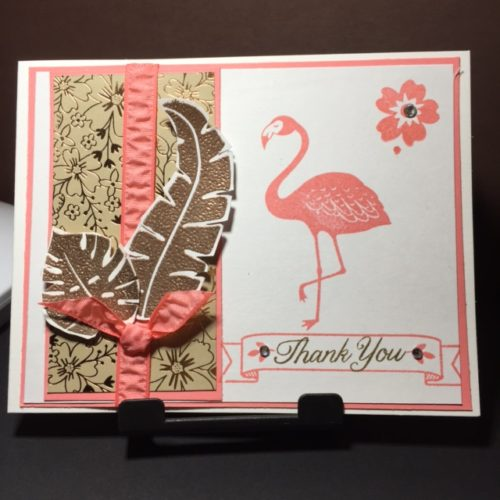 Pals Paper Crafting Card Ideas Frenchie Hum Mary Fish Stampin Pretty StampinUp