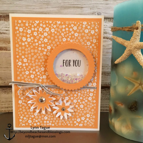 Pals Paper Crafting Card Ideas Lynn Tague Mary Fish Stampin Pretty StampinUp