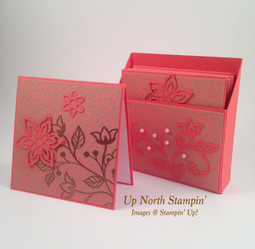 Pals Paper Crafting Card Ideas Mary Hanson Mary Fish Stampin Pretty StampinUp