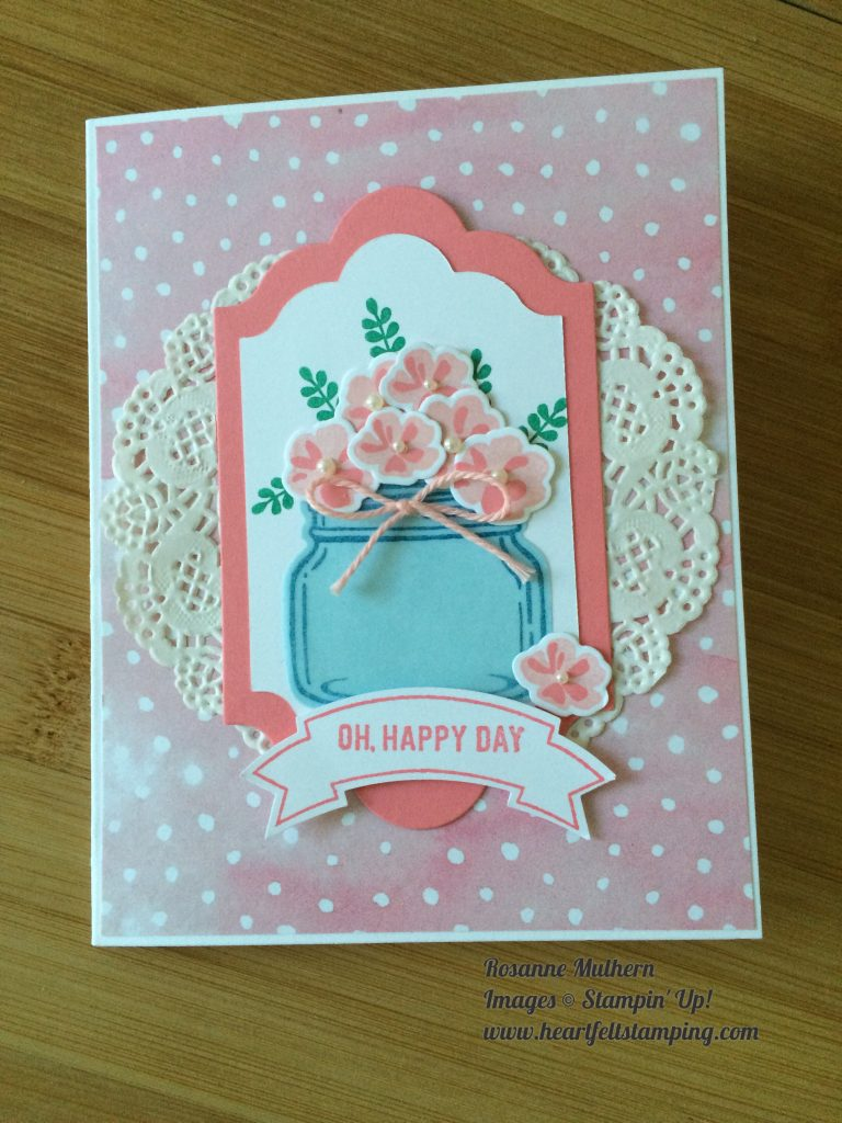 22 creative cool stampin 39 up card ideas stampin 39 pretty for Mary fish stampin up