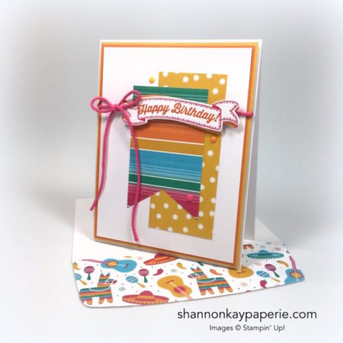 Pals Paper Crafting Card Ideas Shannon Jaramillo Mary Fish Stampin Pretty StampinUp
