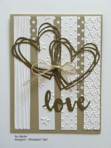 24 stampin� up card ideas to wow your sunday mary