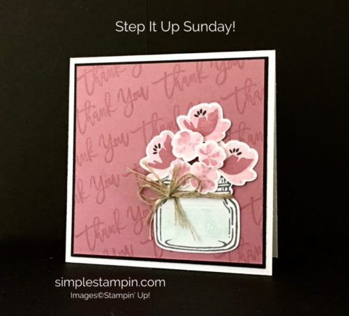 Pals Paper Crafting Card Ideas Susan Itell Mary Fish Stampin Pretty StampinUp