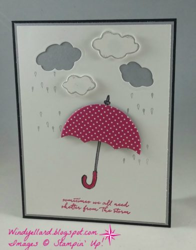 Pals Paper Crafting Card Ideas Windy Ellard Mary Fish Stampin Pretty StampinUp