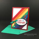 Colorful Confetti Celebration Card