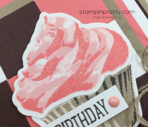 Stampin Up Cupcake Cutouts Framelits Dies - Mary Fish StampinUp