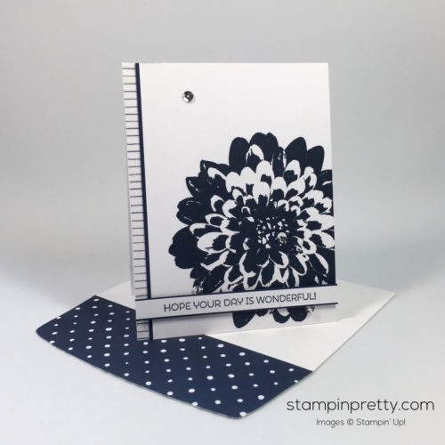 Stampin Up Definitely Dahlia Card Ideas - Mary Fish Stampinup