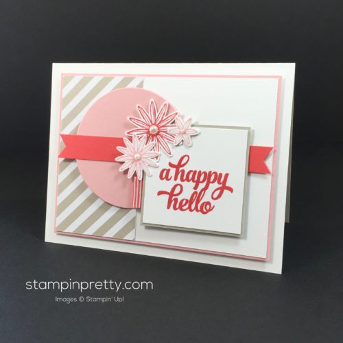 Stampin Up Grateful Bunch Card Idea - Mary Fish Stampinup