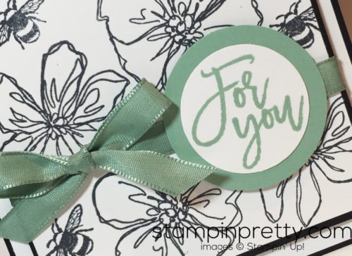 Stampin Up, Penned and Painted, Birthday Card idea - Mary Fish, stampinup