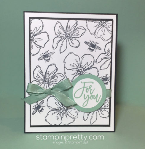 Stampin Up, Penned and Painted, birthday idea cards - Mary Fish, stampinup
