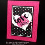 Work of Art Love Card