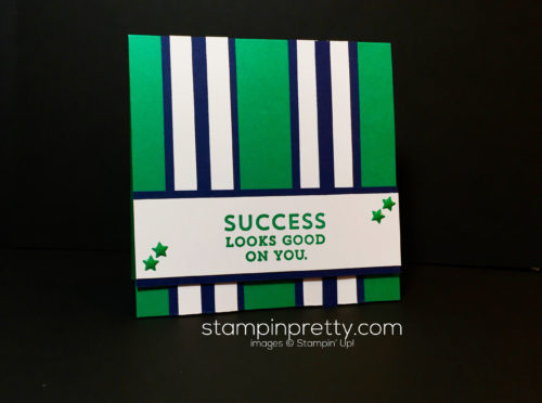 Stampin Up, Suite Sayings, Congrat card idea-Mary Fish, stampinup
