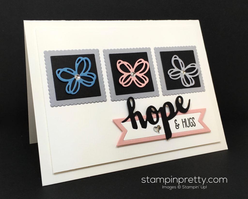 Sunshine Wishes Sympathy Card Stampin Pretty
