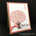 Beautiful Branches Thank You Card Idea