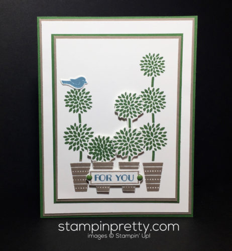 Stampin Up, Vertical Greetings, Birthday Cards - Mary Fish, Stampinup