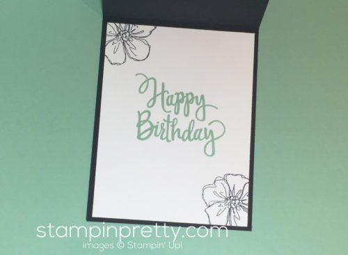 stampin up, Penned and Painted, birthday cards - Mary Fish, stampinup