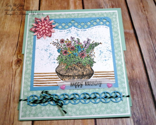 Pals Paper Crafting Card Ideas Katy McGloin Mary Fish Stampin Pretty StampinUp