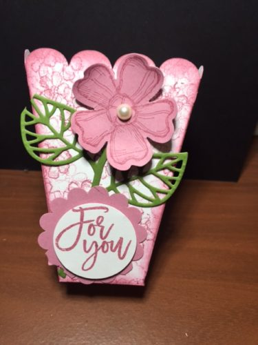 Pals Paper Crafting Card Ideas Maureen Reardon Frenchie Hum Stampin Pretty StampinUp