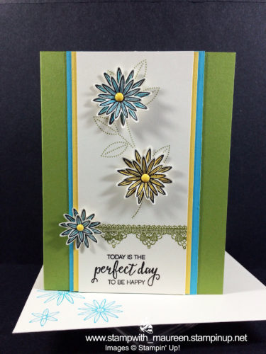 Pals Paper Crafting Card Ideas Maureen Reardon Mary Fish Stampin Pretty StampinUp