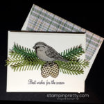 Holiday Catalog Sneak Peek:  Pretty Pines