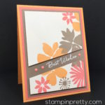 Blooms & Wishes Birthday Card
