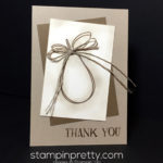 Pear A La Neutrals – Thank You Card