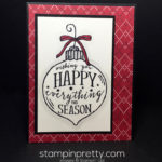 Happy Ornament Holiday Card & 2 NEW Specials!
