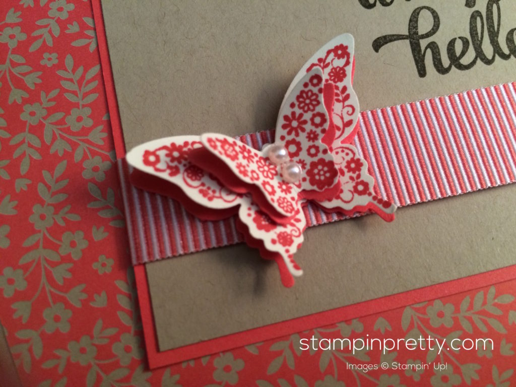 Stampin 39 pretty page 64 of 1252 the art of simple for Mary fish stampin up