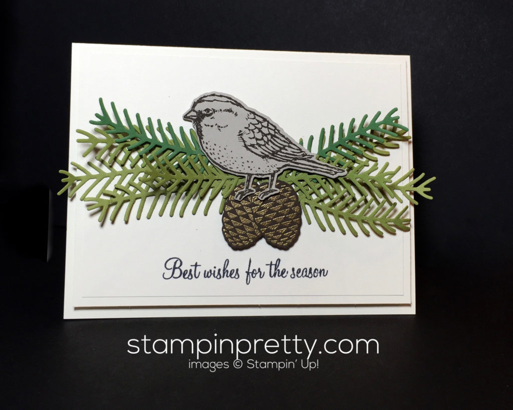 Holiday Catalog Sneak Peek: Pretty Pines | Stampin' Pretty