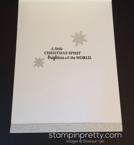 Stampin Up Star of Light Christmas card ideas - Mary Fish stampinup