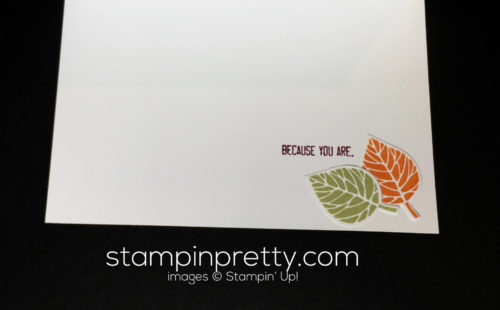 Stampin Up, Thoughtful Branches, Friendship cards - Mary Fish, stampinup