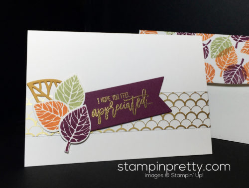 Stampin Up, Thoughtful Branches, Thinking of You - Mary Fish, stampinup
