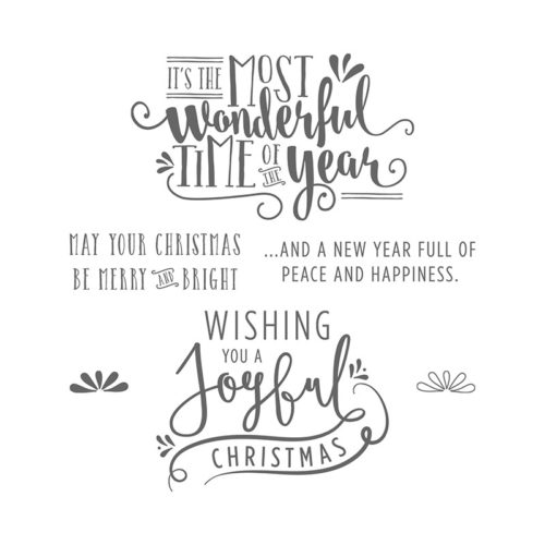 Wonderful Year Stampin Up