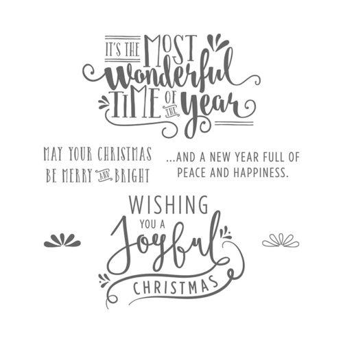 Wonderful Year Stampin Up