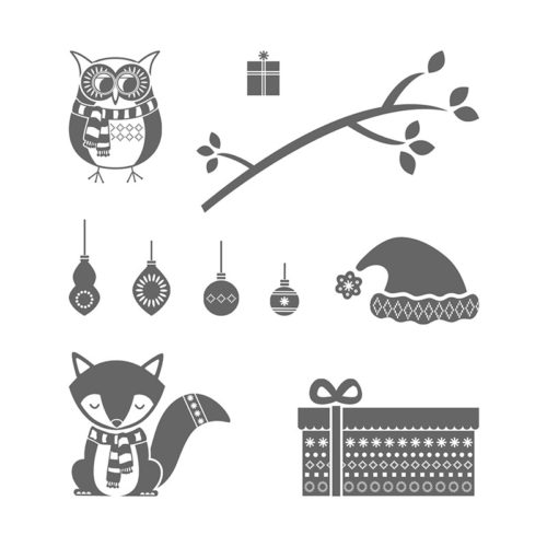 Stampin Up Cozy Critters