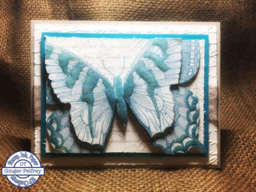 Pals Paper Crafting Card Ideas Ginger Pelfrey Mary Fish Stampin Pretty StampinUp