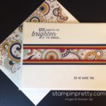 A Special Thank You Card with Flourishing Phrases