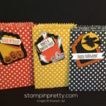 Spooky Fun Halloween Treat Bags