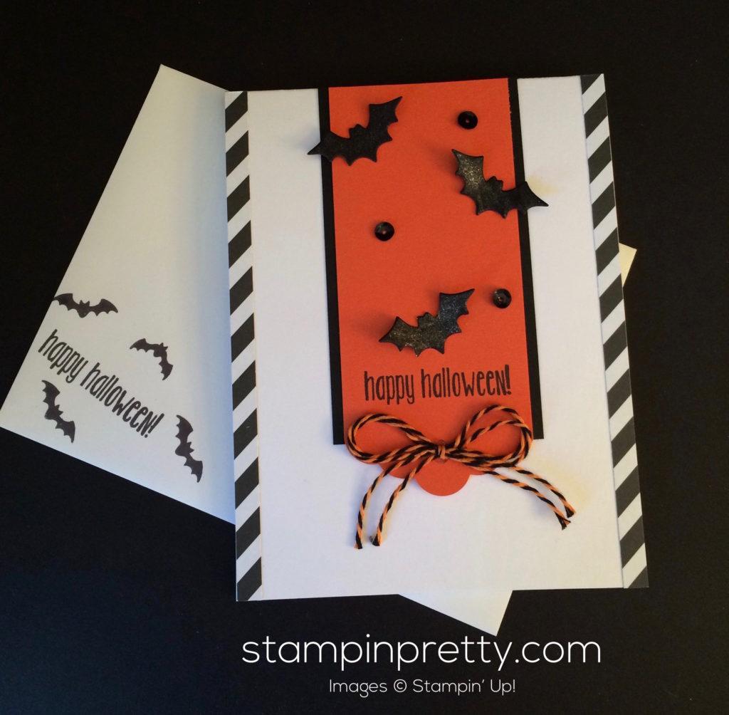 stampin up spooky fun halloween card idea mary - Stampin Up Halloween Ideas