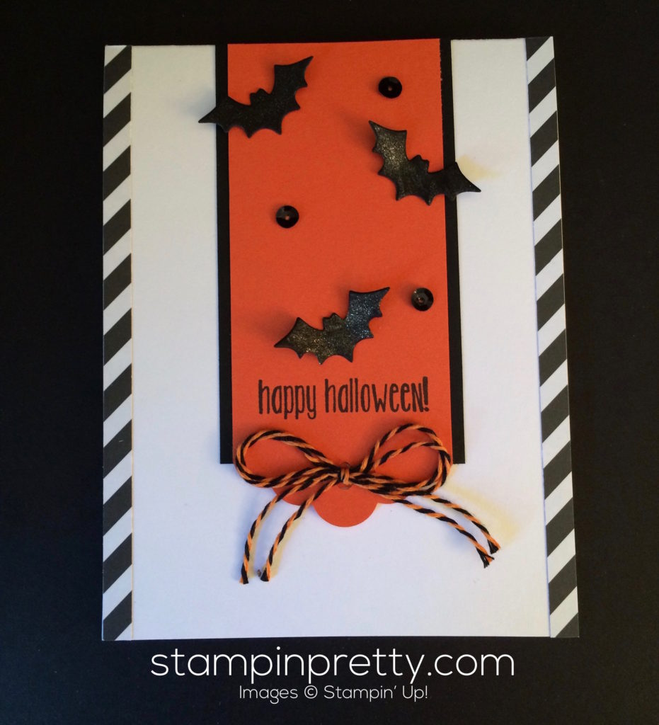 batty for this halloween card stampin u0027 pretty