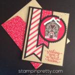 Gingerbread House Holiday Card Idea