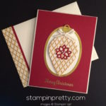 Simple & Pretty Ornament Christmas Card