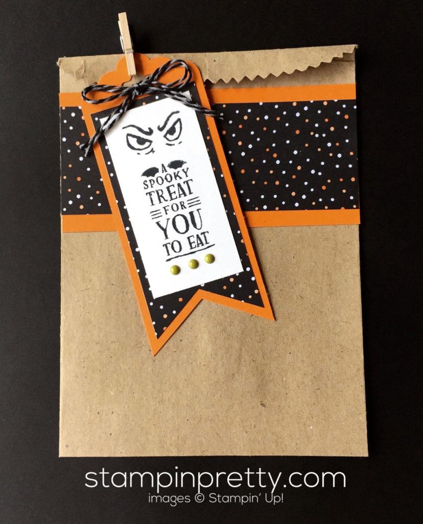 Halloween Jar of Haunts Gift Bag & Halloween Jar of Haunts Gift Bag | Stampinu0027 Pretty